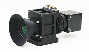 Wide-angle & hyperspectral imager