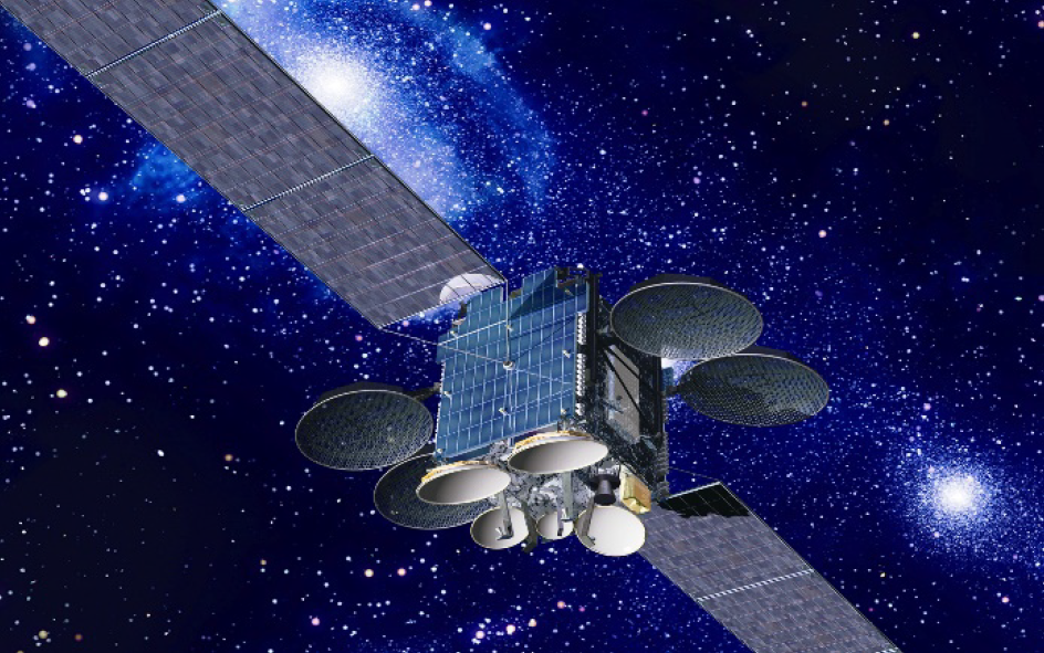 "GEO Satellite Platform ""DS2000"""